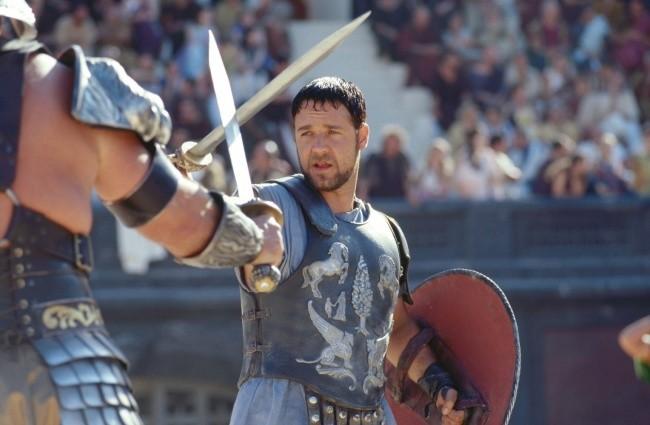1. Римляне пили кровь гладиаторов древний рим, история, нравы