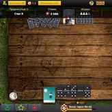 Скриншот игры Домино