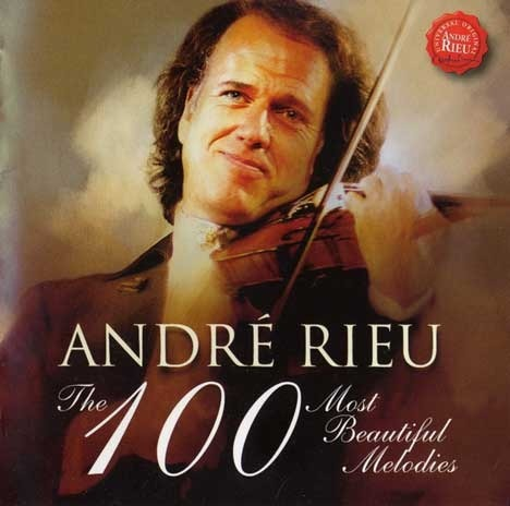 Andre Rieu - The 100 Most Beautiful Melodies