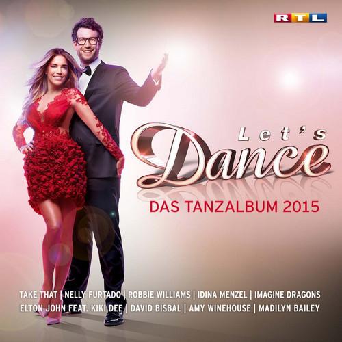 VA-Lets Dance  Das  Tanzalbum -2015