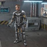 Скриншот игры Киборги