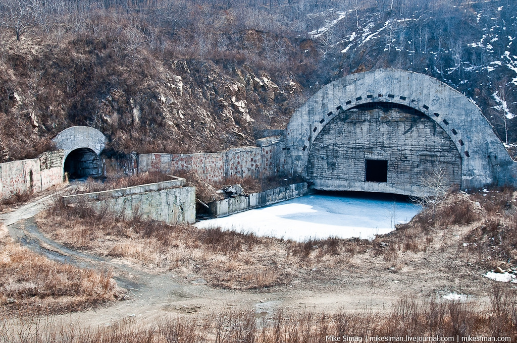 Секретные арктические базы третьего рейха